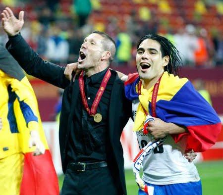 Simeone campeón Atlético Madrid