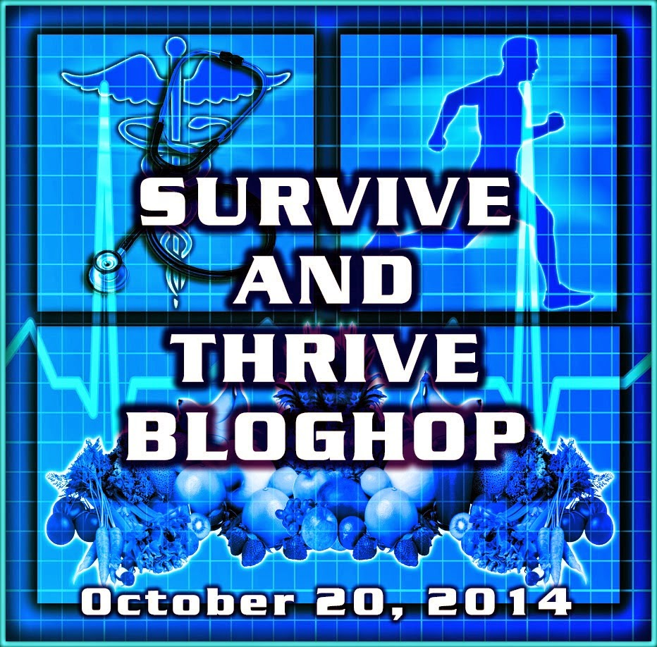 Survive & Thrive Blog Hop