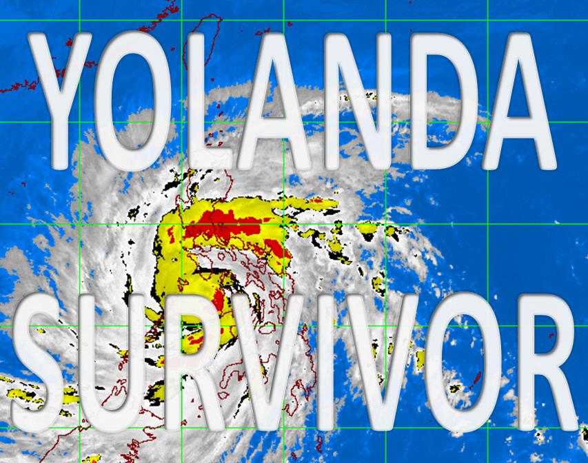 List of Survivors from Super Typhoon Yolanda