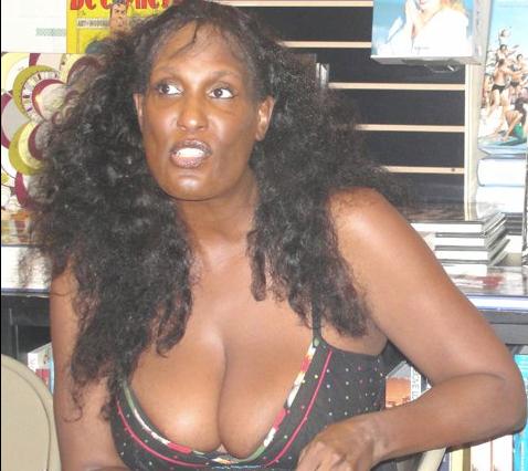 Kola Boof Lion Kola Boof Starts Her Own