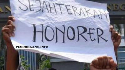 Pemerintah Mengangkat Tenaga Honorer K2 menjadi CPNS