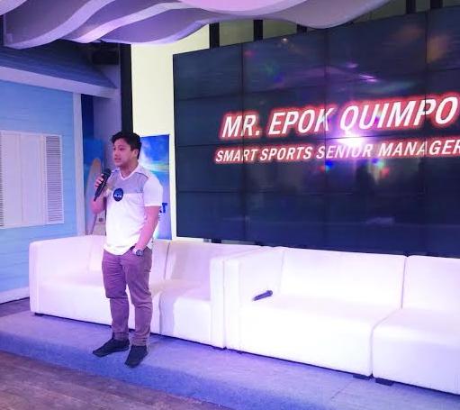 UAAP Season 78 Men's Basketball Smart Elite Squad, Epok Quimpo