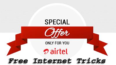 AIrtel-tricks- Airtel-free-internet