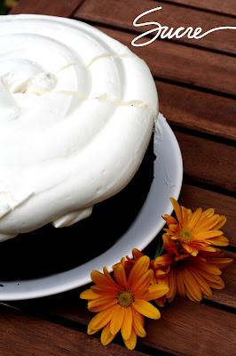 Pastís de Guinness, pastel de guinnes, tarta de guinness
