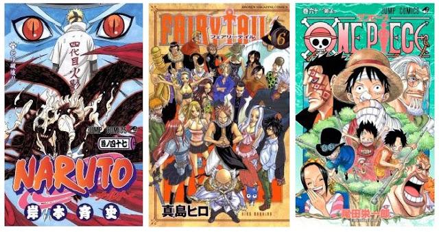 Jenis manga yang cocok untuk anda?