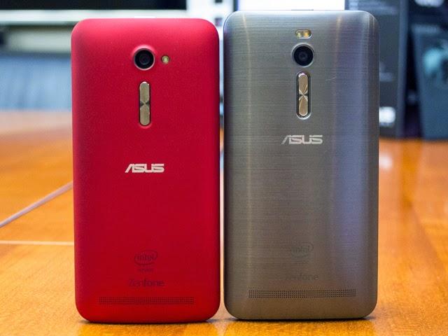 Смартфон ASUS ZenFone 2 (ZE5 CL) 16GB - описание