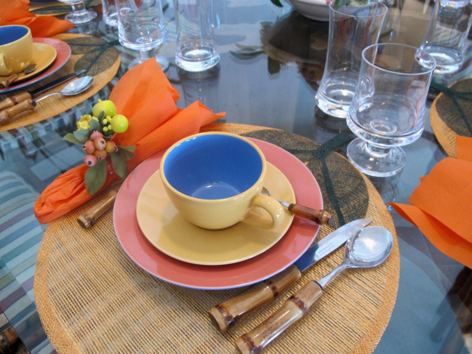 Blog da andrea rudge mesas de caf da manh - Mesitas de cafe ...