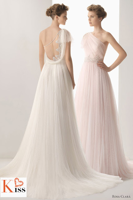 Rosa Clara 2014 Wedding Dresses