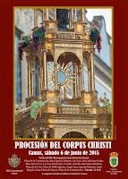 Camas - Corpus Christi 2015