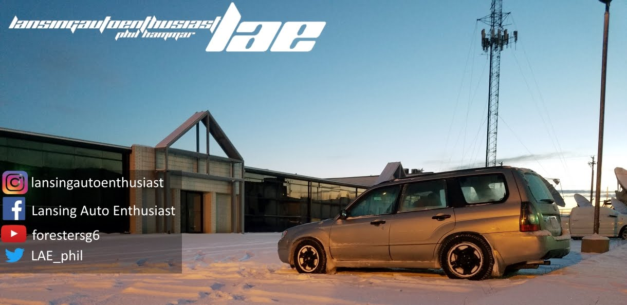 Lansing Auto Enthusiast / ForesterSG6: CAD Update: 14 ...