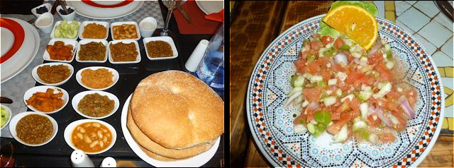 image Découvertes culinaires du Maroc : entrées