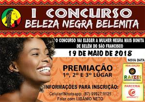 1º CONCURSO BELEZA NEGRA BELEMITA