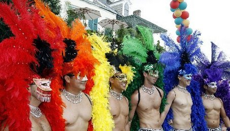 New Orleans is one of the most gay friendly cities in the United States, ...