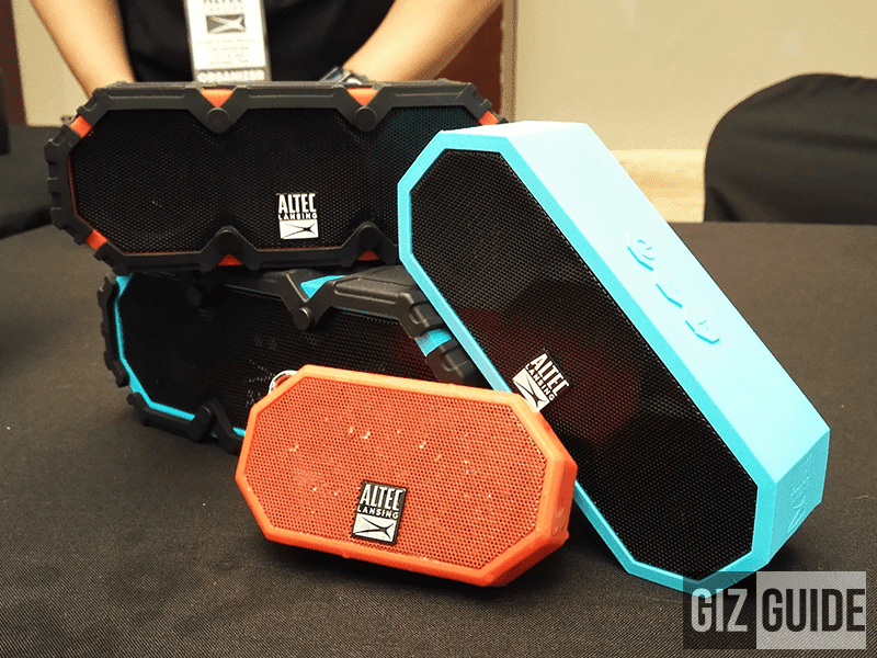 Altec Lansing Launched Their Latest Line Of Everything Proof Rugged Bluetooth Speakers In The Philippines!