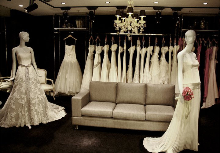 When It Must Be Just Right Period Designer Bridal Room Pavilion KL
