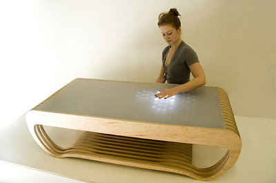 Creative Gadget Tables and Cool Gadget Table Designs (15) 4