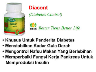 DIACONT CAPSULES (PENGUAT)