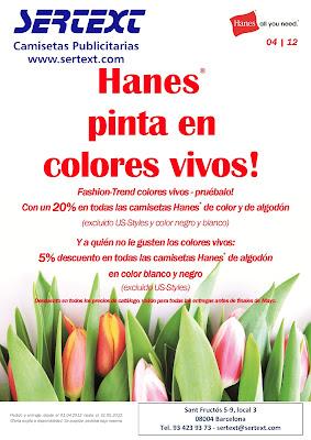 Oferta Hanes