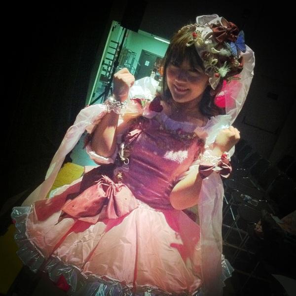 Momoi haruko romantic summer dresses
