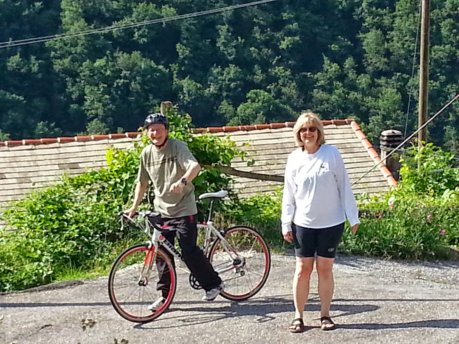 bike rental cycling italy appennines