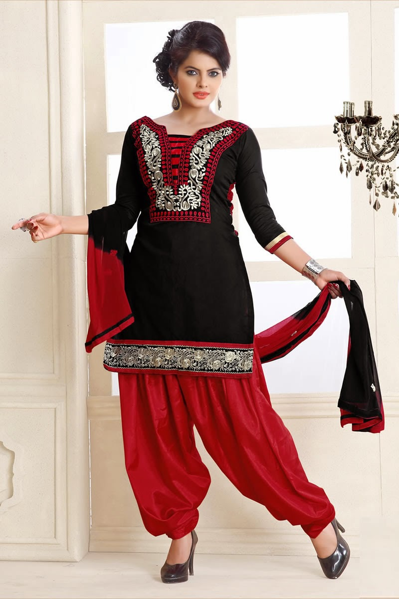 The gallery for --> Punjabi Suits Boutique