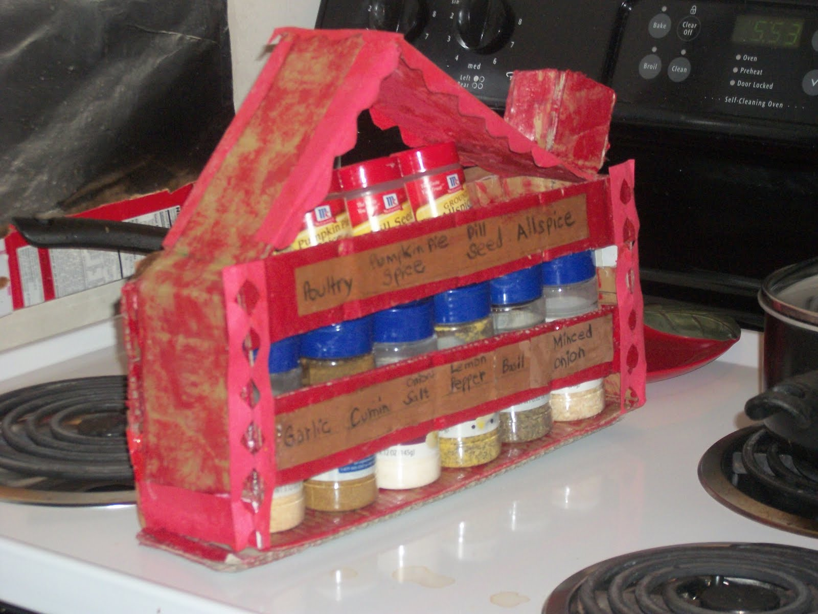 Dream Weaver: My Spice Rack