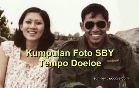 Biodata Lengkap Susilo Bambang Yudhoyono atau SBY