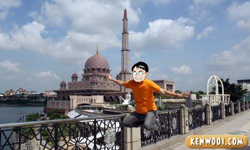 mosque jump