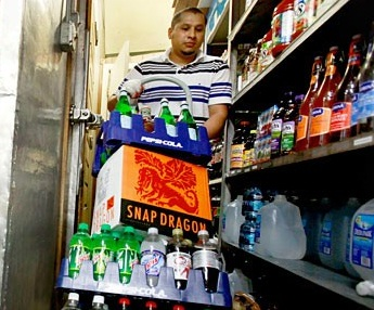 ban on sale of oversized sodas