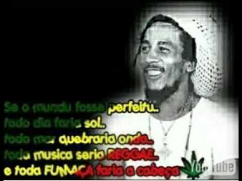 Frases de Bob Marley - Trechos de Músicas e Pensamentos