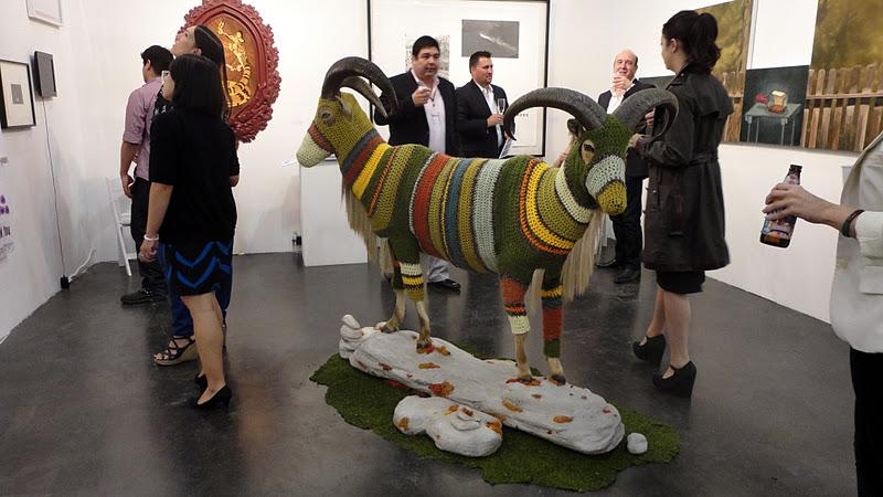 taxidermy aoudad sheep
