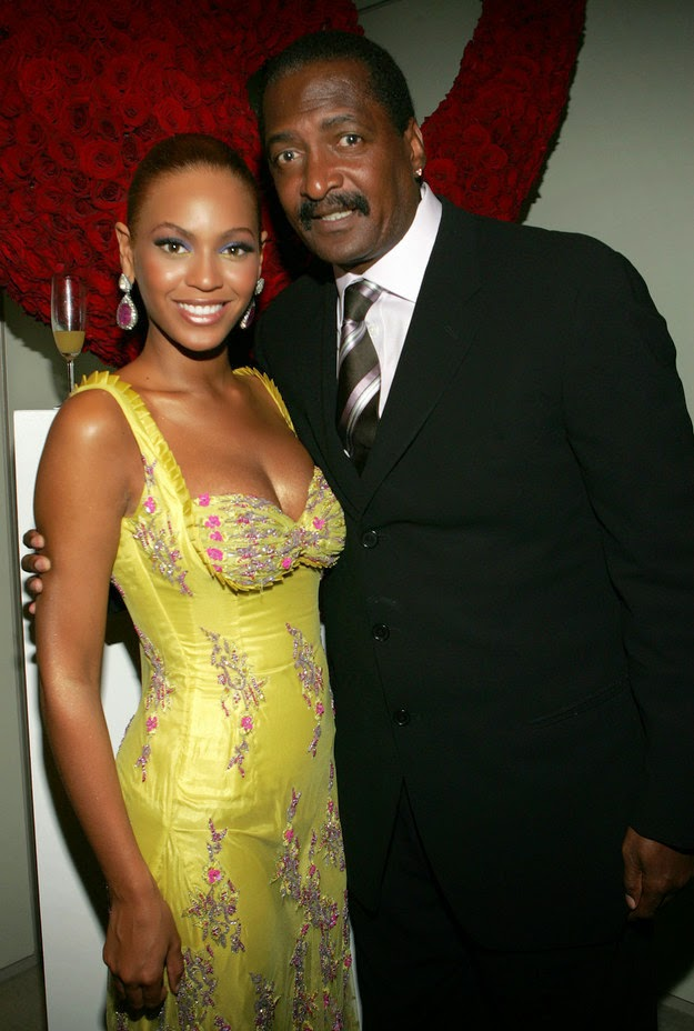 beyonce father paternity scandal