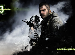 Modern Warfare 3 HD Wallpaper