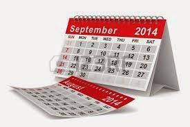 Hacer clic en calendario para INSCRIPCION