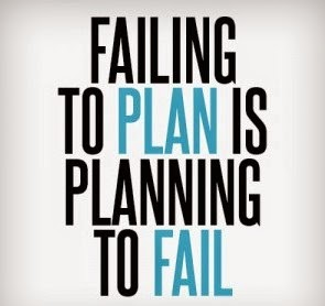 Failing to plan if failing to plan quote