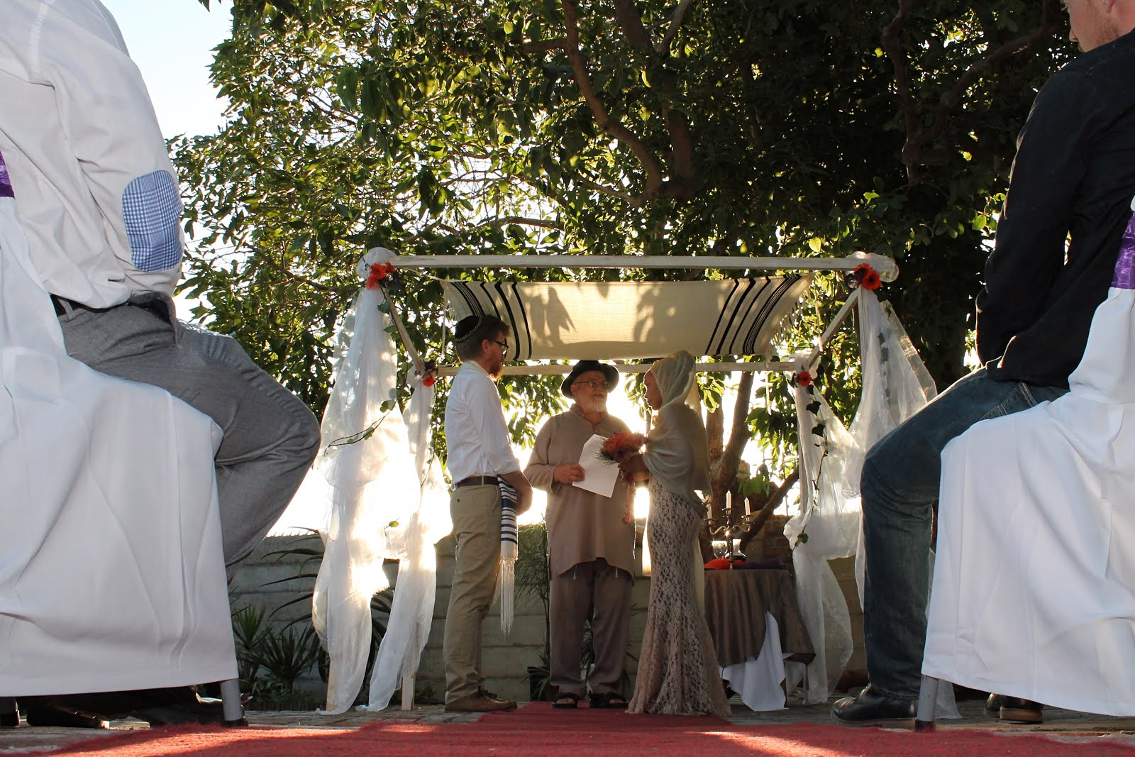 Hebraic Messianic wedding - 2017