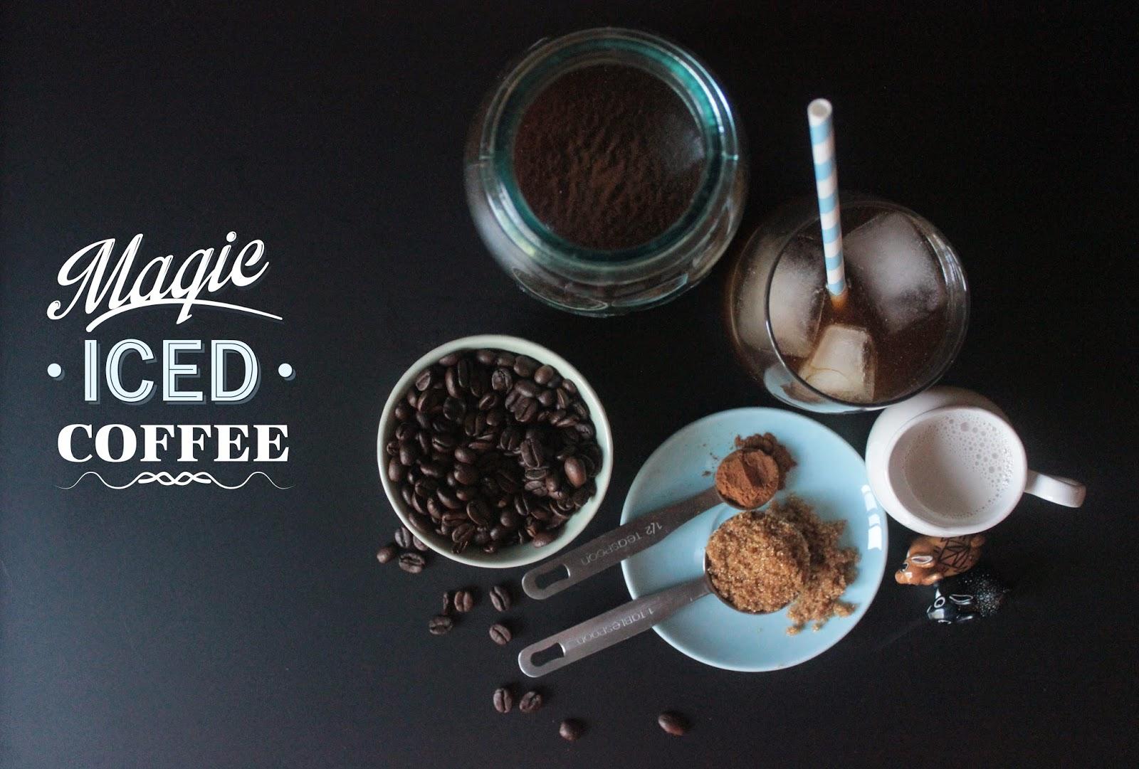 Squirrels-n-Sweets: Magic Iced Coffee