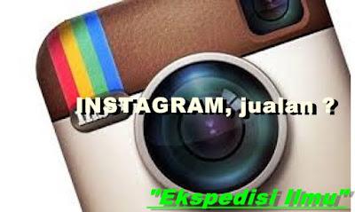 penting jualan di instagram, cara jualan dan tips jualan di instagram