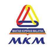 Jawatan Kerja Kosong Maktab Koperasi Malaysia (MKM) logo