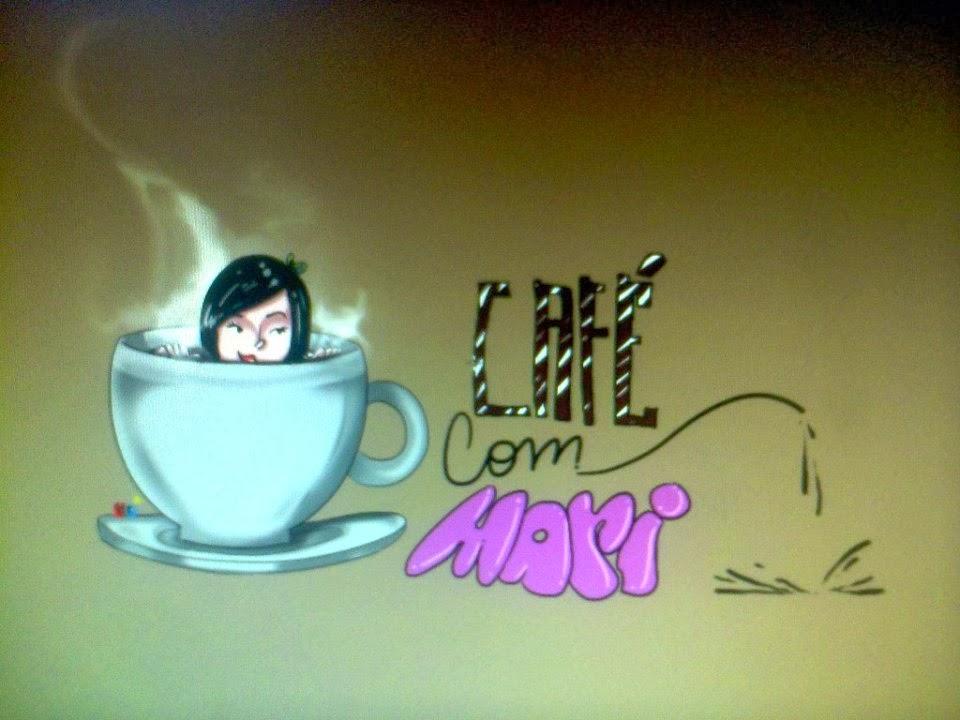 Café com a Mari
