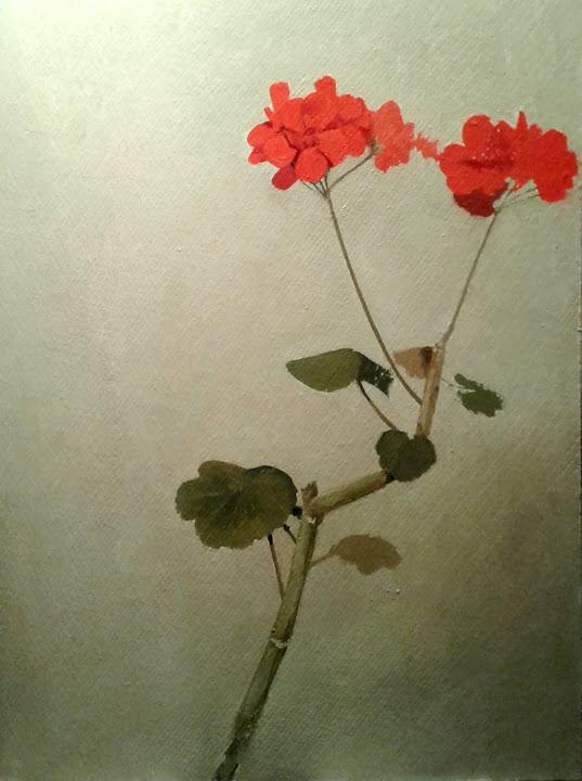 """""""Flores del viejo malvón"""""""