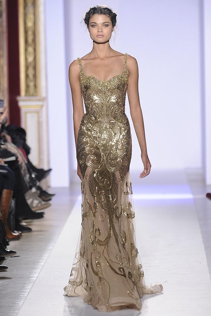 Estrella Fashion Report Zuhair Murad Spring Couture 2013