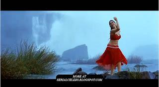 Tamanna Navel show