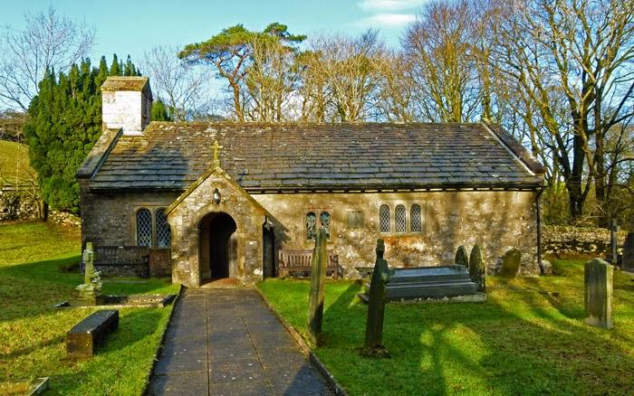 St Leonard's, Chapel-le-Dale, Ingleton, Tudor chapel