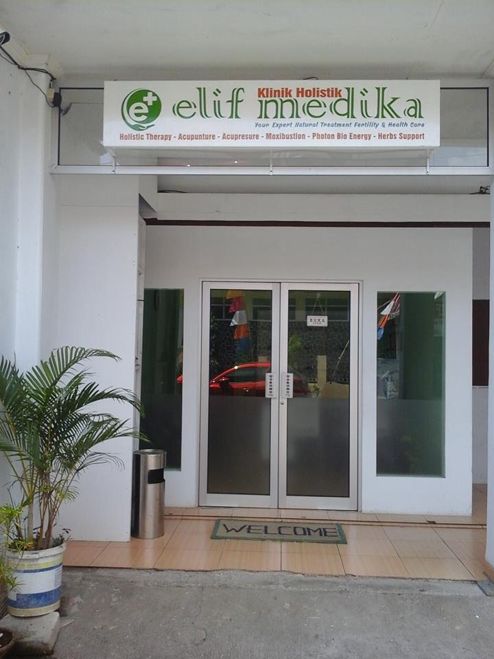Konsultasi Langsung dan Kunjungan Terapi  Klinik Holistik Elif Medika - Cirebon