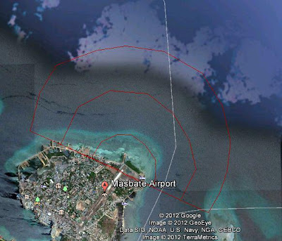 Secretary Jesse Robredo Plane Crashes in Masbate Area