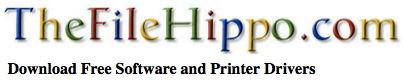 The FileHippo.com - Download Free Software and Printer Drivers