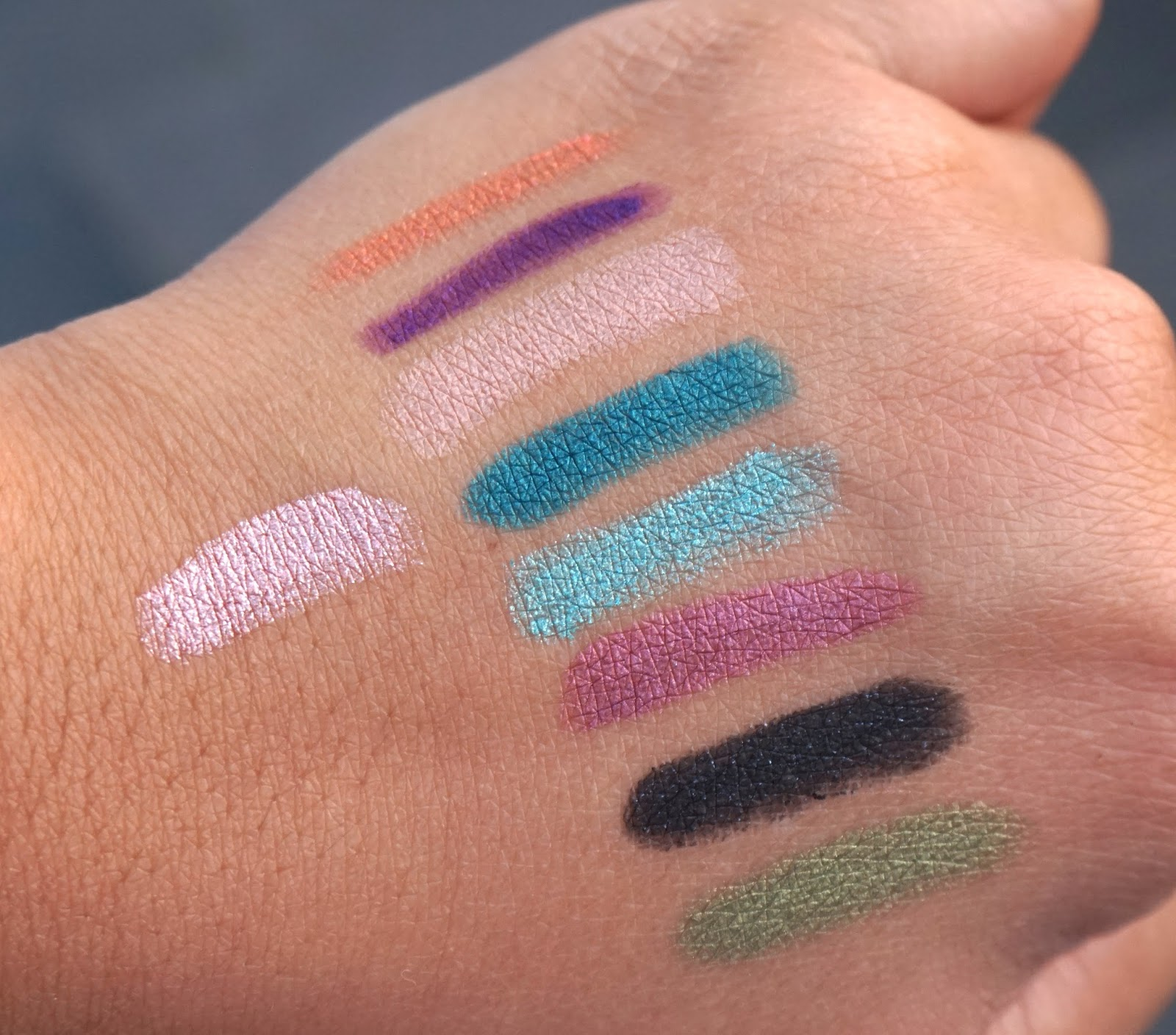 Make Up For Ever Unveils New Colors of the Aqua Matic Collection ...