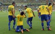 Tekuk Meksiko 2-0, Brasil Lolos ke Semifinal