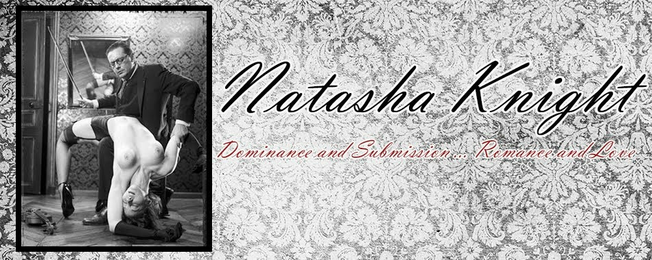 Spanking and D/s Erotic Romance by Natasha Knight